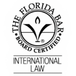 Florida Barosu tarafından kurul onaylı uluslararası hukuk uzmanı Francis M. boyer, uluslararası hukuk uzmanı